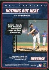 2000 Mlb Showdown Strategy #S43 R.Johnson/Nothing But Heat front-710206