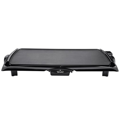 Check For More Info On Rival CKRVGRFM10 10-by-20-Inch Electric Griddle, Black