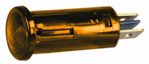 Hella H22984001 E101 Series 7 Watt 12-24 V Light Duty Amber Warning Lamp