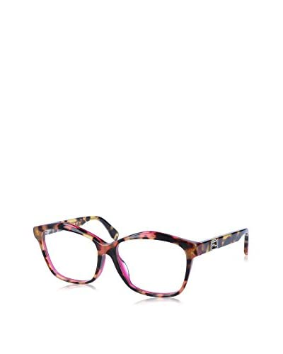 Fendi Montatura Ff 0093/F (53 mm) Multicolore