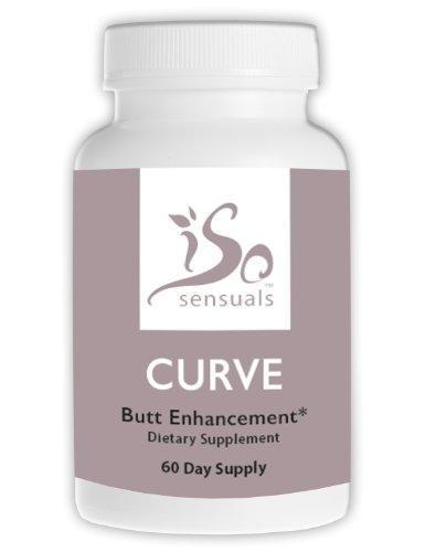 Isosensuals Curve | Butt Enhancement Pills (60 Capsules)