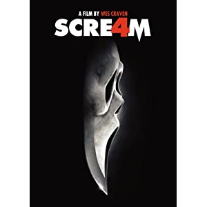 Scream 4 Movie on DVD