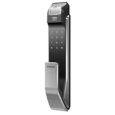 &%Samsung Digital Door Lock SHS-P718 Fingerprint Push Pull