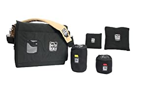 PortaBrace PKB-265DSLR DSLR Carrying Case - Black