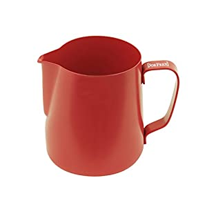 Milk Pitcher Red 20oz from JoeFrex