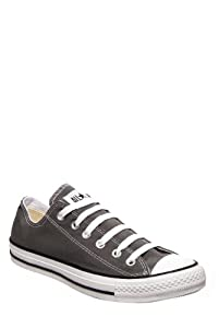 Converse Ct A/s Seasnl Ox Unisex's Canvas Sneaker Style# 1j794-char (9 Mens 11 Womens, Charcoal)