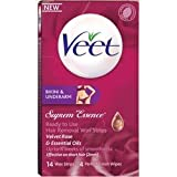 Veet Suprem 'Essence Wax Strips Bikini and Underarm