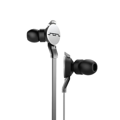 Sol Republic 1161-34 Amps Hd In-Ear Headphones With Free Ear Tips For Life - Aluminum
