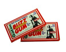 Rio Rio Trading Buzz Gum 12 chiclet Pack