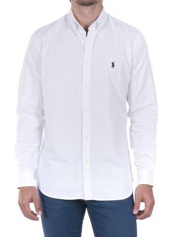 Polo Ralph Lauren Hemd Weiß Slim Fit