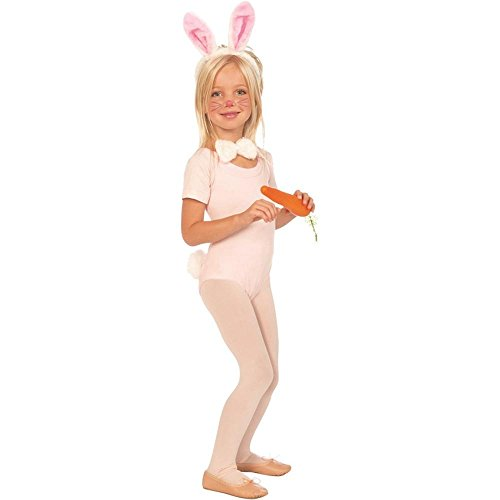 Kids Easter Bunny Costume Kit - One Size