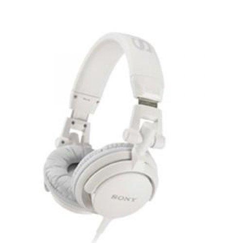 Sony Mdr-V55/Whi / Dj Style Headphone
