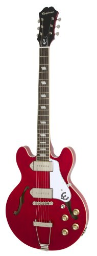 Epiphone Etccchnh1 Casino Coupe Electric Guitar - Cherry