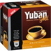 Yuban Gold Original Premium Coffee Single serve cups for Keurig K-Cup Brewers, 18 count(Case of 2) (Keurig Coffee Yuban compare prices)