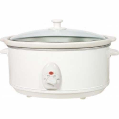 6.5 Quart Slow Cooker (2 Pieces)