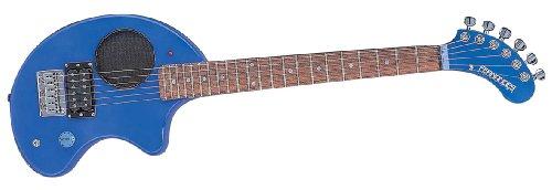 フェルナンデス/FERNANDES スピーカー内蔵ギター ZO-3(BU)