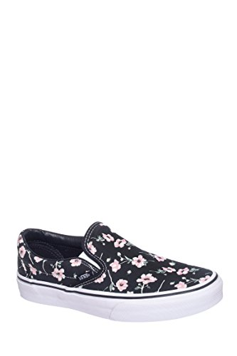 Unisex Classic Slip-On Vintage Floral Sneaker