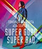 TOMOHISA YAMASHITA ASIA TOUR 2011 SUPER GOOD SUPER BAD(Blu-ray Disc)(通常盤)