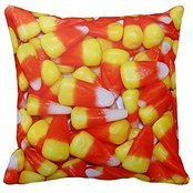 1RHshopstor Candy Corn Sofa Simple Home Decor Design Throw Pillow Case Decor Cushion Covers Square 18x 18 Inches (Fabric With Corn Design compare prices)