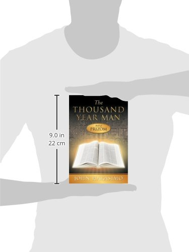 The Thousand Year Man - Book of Prizom
