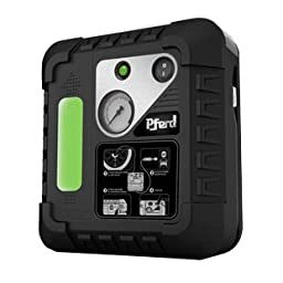 J-DEAL® Air Compressor 12-Volt DC Digital Tire Inflator