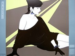 Amazon.com Nagel Isetan 1992 Open Edition Litho Art Print Posters U0026 Prints