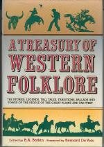 A Treasury of Western Folklore
