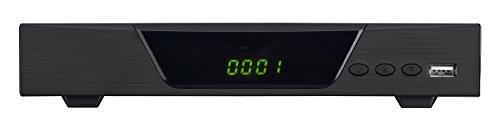 COMAG HD 25 Zapper Full HDTV Satelliten Receiver (USB 2.0, HDMI, SCART, optischer digitaler Tonausgang)