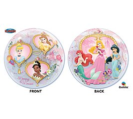Disney Princess Bubble Balloon - 1
