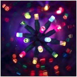 Ghirlande luminose 100 LED CV Multicolor 6 m
