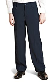 Autograph Shorter Length Active Waistband Trousers with Stormwear+™