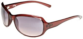 M: Uk - Lunette - Femme - Rouge (Red) - Taille Unique