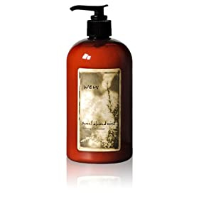 WEN Sweet Almond Mint Cleansing Conditioner - 16 oz