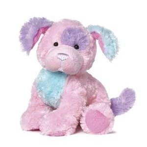Amazon.com: Webkinz Cotton Candy Puppy: Toys & Games