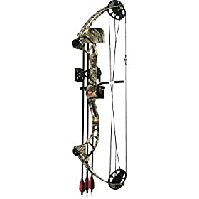PSE® Chaos? Compound Bow Ready - to - Shoot Package Right Hand, 40#, 25