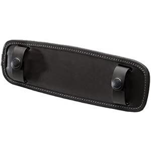 Billingham SP40 Leather Shoulder Pad   BlackCustomer review
