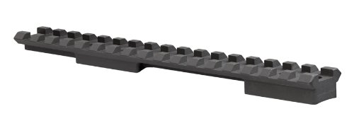 Accupoint Rem 700 Short Action Military Full 1913 20 Moa Rail, 7 -Inch