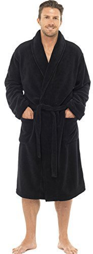 mens-luxury-soft-coral-fleece-dressing-gown-black-large