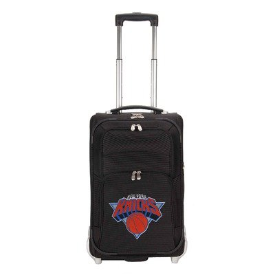nba-new-york-knicks-denco-21-inch-carry-on-luggage-black