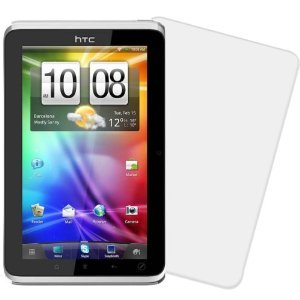 HTC Flyer Anti Glare/Matte Screen Protector (Pack of 1) + Free Cloth