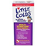 Little Remedies Little Colds Multi-Symptom Cold Formula Natural Berry -- 1 fl oz
