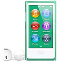 Apple iPod nano 16GB, 7th Generation - Green