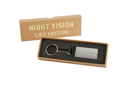 'Night Vision' LED Keyring