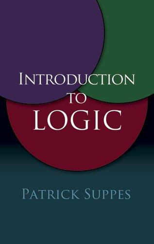 Introduction to Logic Dover Books on Mathematics