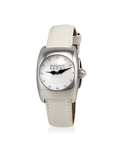 Pasquale Bruni Women's 00UA118 White Leather Watch