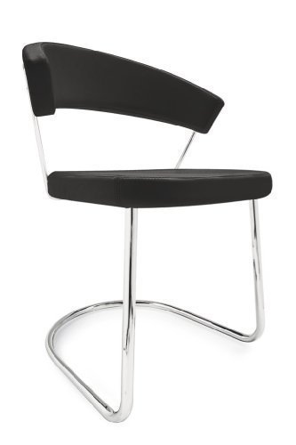 Calligaris Chair New York CS/1111 - LH in black