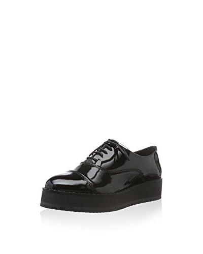 Bronx Zapatos Oxford Vino