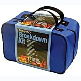 Emergency Breakdown Kit Great Winter Kit or Gift Idea With Yellow Safety Vestby streetwize