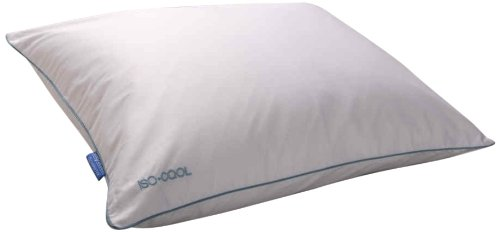 Sleep Better Isotonic Iso Cool Polyester Bed Pillow, King