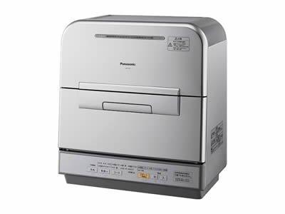 パナソニック パナソニック 食器洗い乾燥機 NP-TS1-S ブライトシルバー